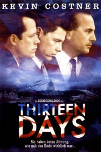 "Plakat von ""Thirteen Days"""
