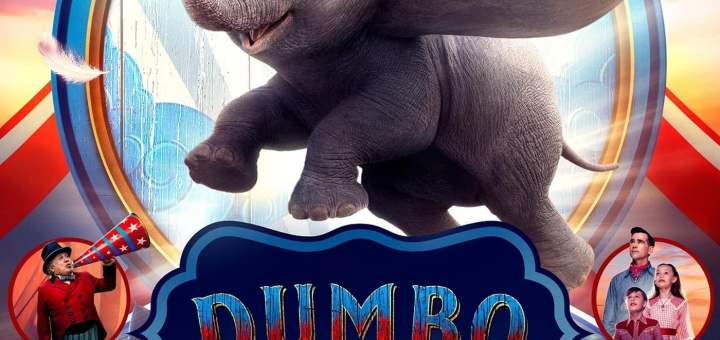 "Plakat von ""Dumbo"""