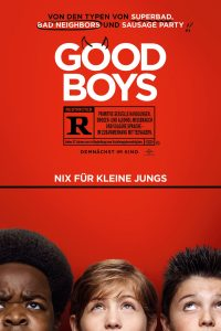 "Plakat von ""Good Boys"""