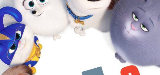 """Plakat von """"Pets 2"""""""