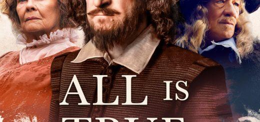 """Plakat von """"All Is True"""""""