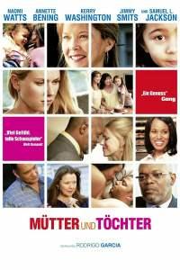 """Plakat von """"Mütter und Töchter"""""""