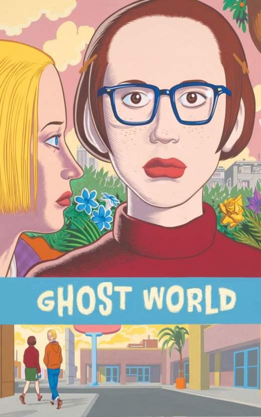 """Plakat von """"Ghost World"""""""