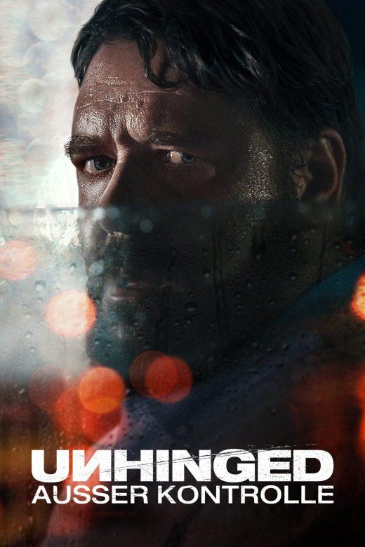 """Plakat von """"Unhinged - Ausser Kontrolle"""""""