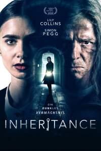 """Plakat von """"Inheritance - Ein dunkles Vermächtnis"""""""