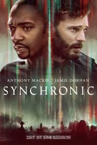 """Plakat von """"Synchronic -  Zeit ist eine Illusion"""""""