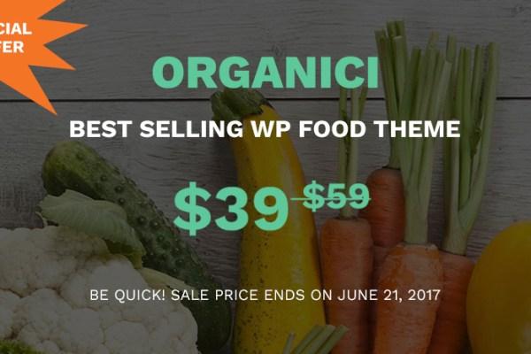 Organic Store WooCommerce Theme