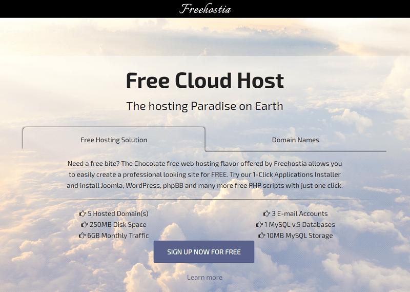 WordPress hosting provider