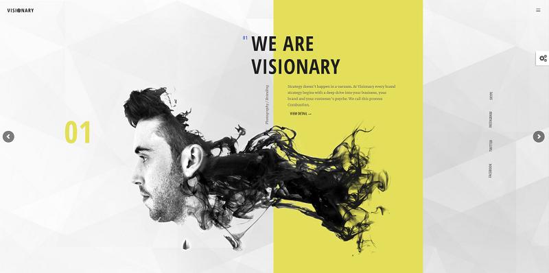 Creative Agency Theme