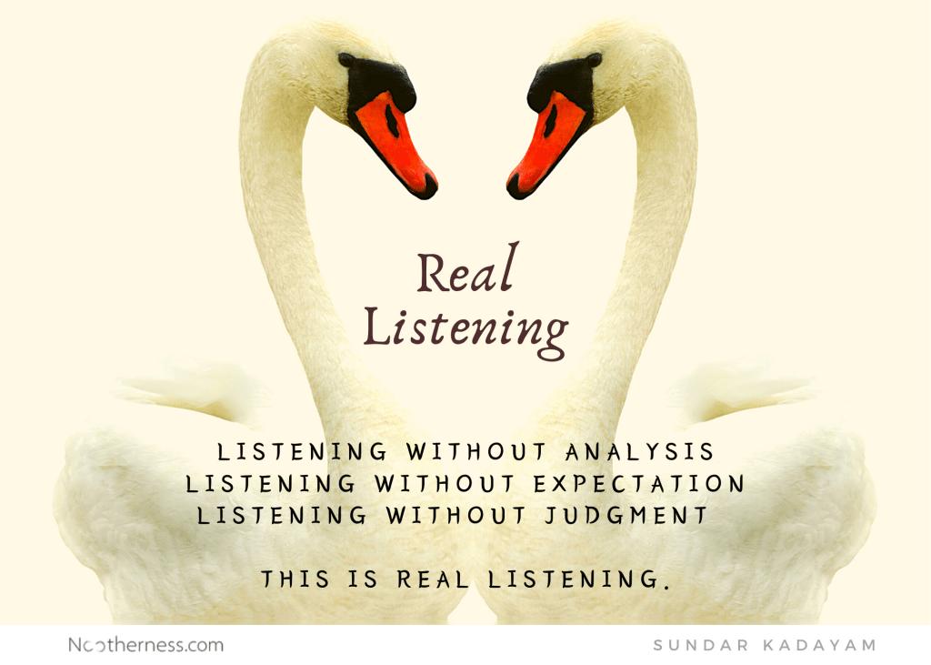Real Listening