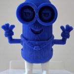 Minion Phone Stand 3D Print
