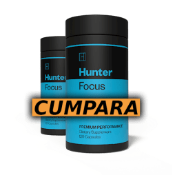 hunter focus cumpara nootropice romania