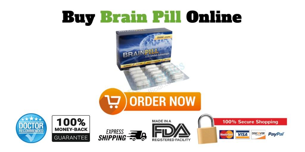 Buy Brain Pill Online