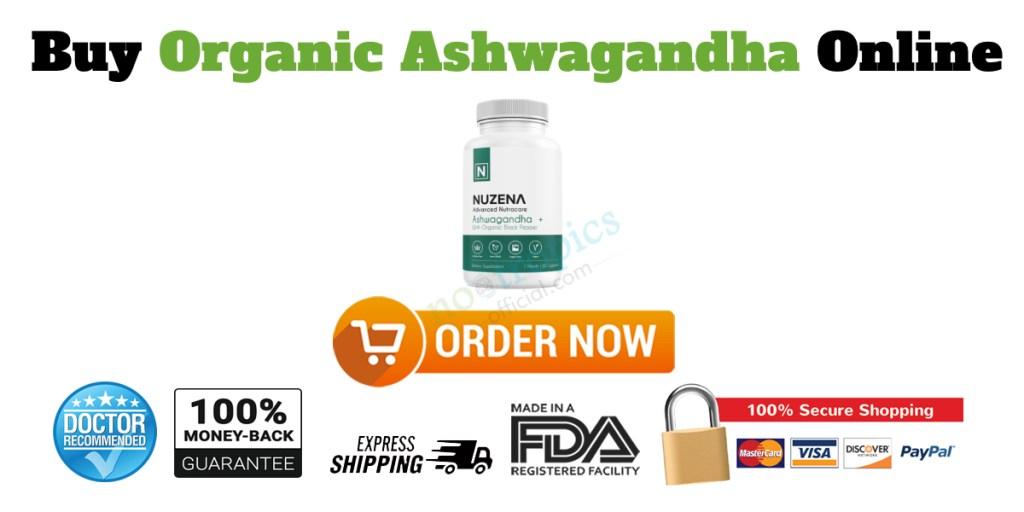 Buy Organic Ashwagandha Online
