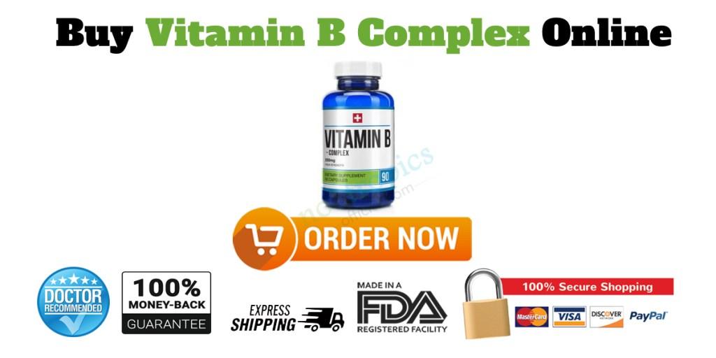 Buy Vitamin B Complex 250 Online