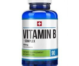 Vitamin B Complex 250 Featured