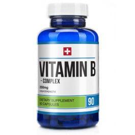 Vitamin B Complex 250 Featured