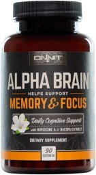 Alpha Brain Review By Nootropics Official