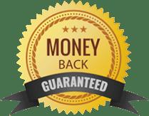 NooCube Money back Guarantee Stamp