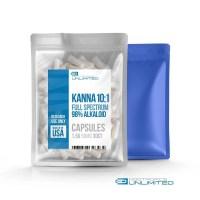 Kanna 10:1 Full Spectrum Capsules