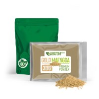 Kratom Gold Maengda Powder 30g