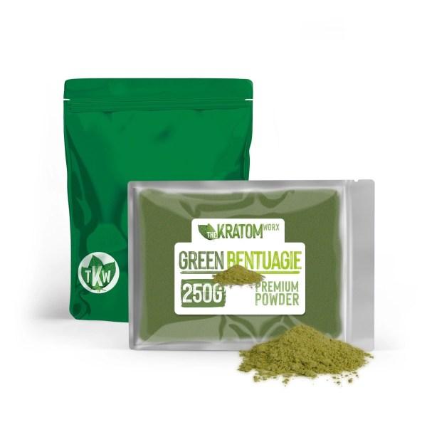 Kratom Green Bentuagie Powder 250g