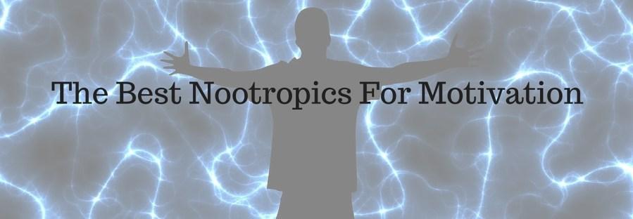 The Best Nootropics For Motivation