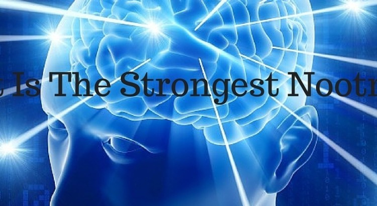 What Is The Strongest Nootropic?