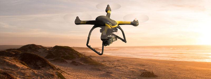 beste drone met camera