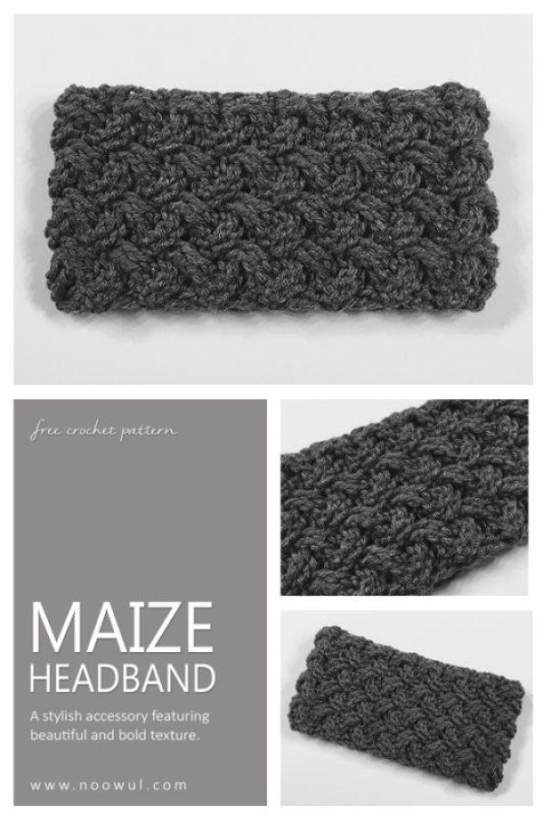 Maize Headband Noowul Designs