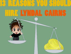 hire lyndal cairns infographic