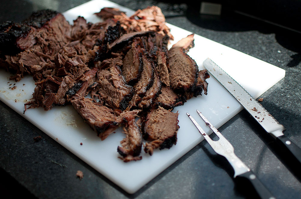 Brisket. Photo: Jack Newton CC.