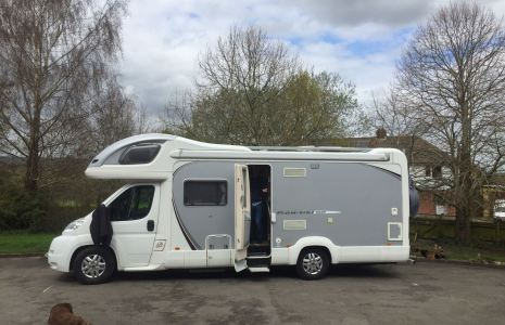 Our motorhome