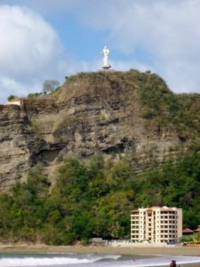 Christ of the Mercy statue - San Juan del Sur