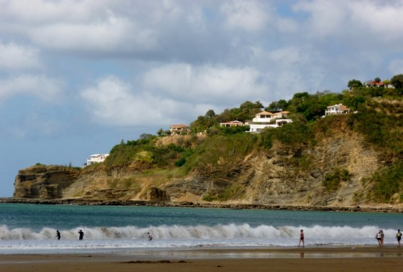 South end of the bay - San Juan del Sur