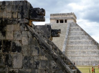 Platform of Venus - Chichen Itza
