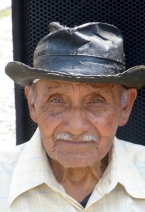 Gentleman of Antigua,Guatemala