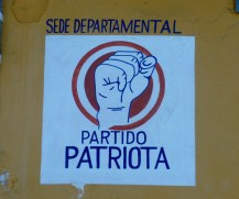 patriotism - Antigua