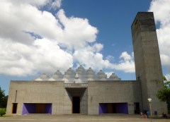 New Cathedral - Utilitarian with a simple beauty - Managua