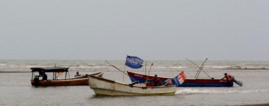 Fishing boats - Guarare, Panama