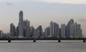 Panama City Skyline and Bay