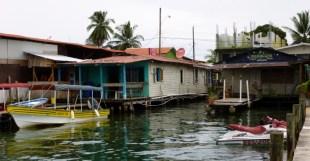 Waterfront restaurants - Bocas del Toro