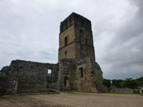 Watchtower- Panama Viejo - 16th Century ruins