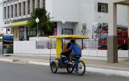 pedi-cab in Bahia