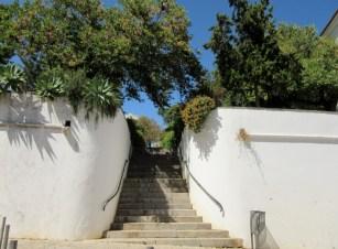 staircase, Tavira, Portugal
