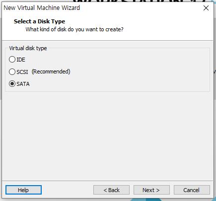 Vmware 버추얼 머신 생성9