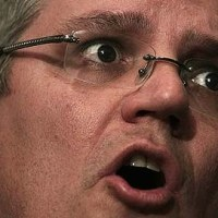 "Scott Morrison and ""diseased"" asylum seekers."