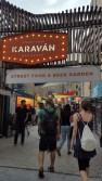 Karavan food court and beer garden