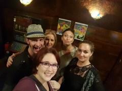 The ladies of the night we befriended