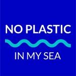 No Plastic In My Sea Logo
